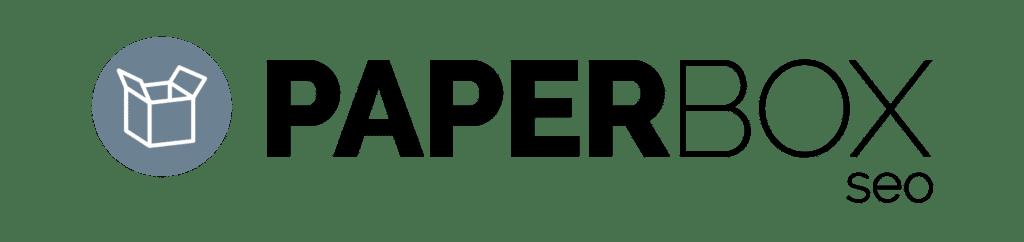 Paper Box SEO Logo